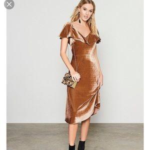Gianni Bini Velvet Dress. Size small